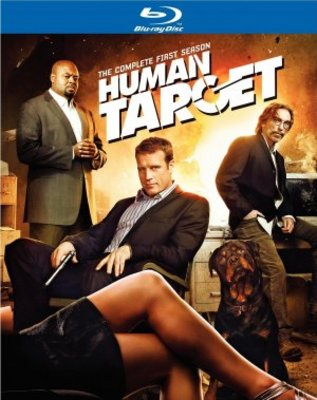 Human Target movie poster (2010) poster MOV_4e621df4