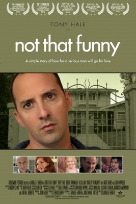 Not That Funny movie poster (2012) poster MOV_4e630972