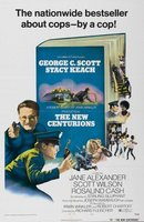 The New Centurions movie poster (1972) picture MOV_4e67afdc