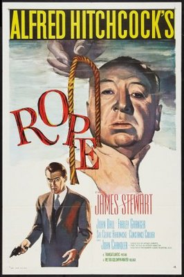 Rope movie poster (1948) poster MOV_4e6a8245
