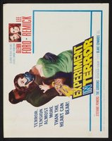 Experiment in Terror movie poster (1962) picture MOV_4e6f9af6
