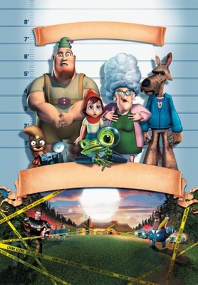 Hoodwinked! movie poster (2005) poster MOV_4e735173