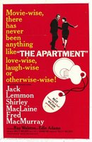 The Apartment movie poster (1960) picture MOV_4e735537