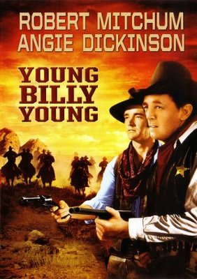 Young Billy Young movie poster (1969) poster MOV_4e766787