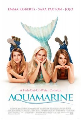 Aquamarine movie poster (2006) poster MOV_4e77e344