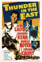 Thunder in the East movie poster (1952) picture MOV_4e7a2b11