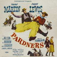 Pardners movie poster (1956) picture MOV_4e7eb524