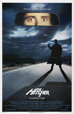 The Hitcher movie poster (1986) poster MOV_4e7f3128