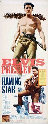 Flaming Star movie poster (1960) poster MOV_4e81e899