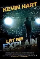 Kevin Hart: Let Me Explain movie poster (2013) picture MOV_4e8c5534