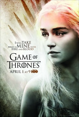 Game of Thrones movie poster (2011) poster MOV_4e904da3