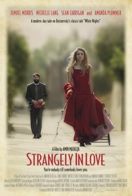 Strangely in Love movie poster (2013) poster MOV_4e94d517