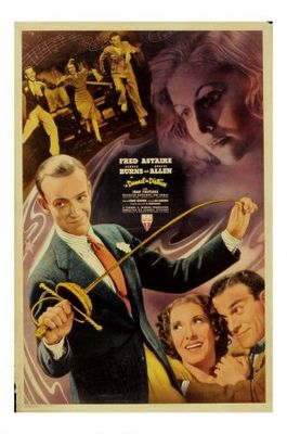 A Damsel in Distress movie poster (1937) poster MOV_4e9a297e