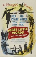 Three Little Words movie poster (1950) picture MOV_4e9aefb7