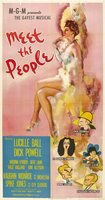 Meet the People movie poster (1944) picture MOV_4e9f9179