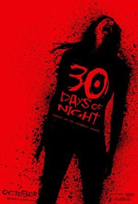 30 Days of Night movie poster (2007) poster MOV_4e9faba9