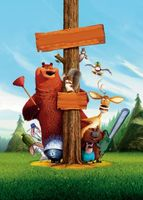 Open Season movie poster (2006) picture MOV_4ea1a980