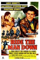 Ride the Man Down movie poster (1952) picture MOV_4ea3fc8c