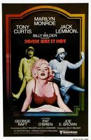 Some Like It Hot movie poster (1959) picture MOV_4eb44595