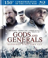 Gods and Generals movie poster (2003) picture MOV_58ec9461