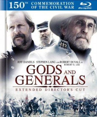 Gods and Generals movie poster (2003) poster MOV_4eb7f1ef