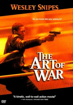 The Art Of War movie poster (2000) poster MOV_4ebd73df