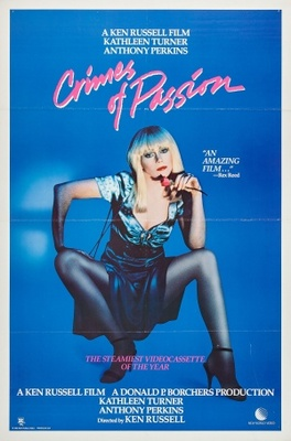 Crimes Of Passion Movie Poster 1984 Poster Buy Crimes Of Passion