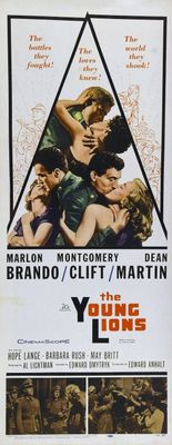 The Young Lions movie poster (1958) poster MOV_4ebf08af