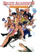 Police Academy 5: Assignment: Miami Beach movie poster (1988) picture MOV_4ec307bd