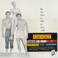 Gidget movie poster (1959) picture MOV_4ec4f2db