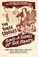 Sing a Song of Six Pants movie poster (1947) picture MOV_4ec72df1