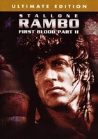 Rambo: First Blood Part II movie poster (1985) picture MOV_4ec8cc4e