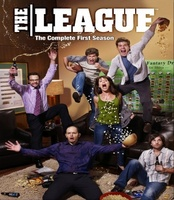 The League movie poster (2009) picture MOV_4ecbd6ad