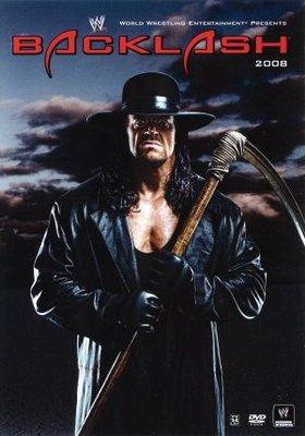 WWE Backlash movie poster (2008) poster MOV_4ece9cca