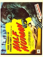 Half Human: The Story of the Abominable Snowman movie poster (1958) picture MOV_4ed0034e