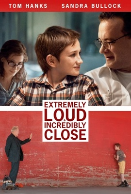 Extremely Loud and Incredibly Close movie poster (2012) poster MOV_4ed2689f