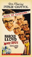 Movie Crazy movie poster (1932) picture MOV_4ee0143f