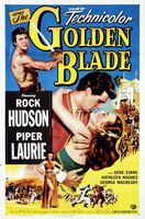 The Golden Blade movie poster (1953) picture MOV_4ee154a2
