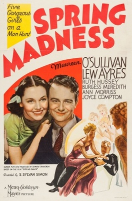 Spring Madness movie poster (1938) poster MOV_4ee1aba8