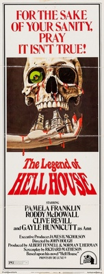 The Legend of Hell House movie poster (1973) poster MOV_4ee4be50