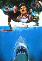 Jaws movie poster (1975) picture MOV_4ee58c18