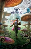 Alice in Wonderland movie poster (2010) picture MOV_4ee79c73