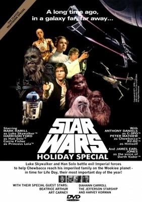 The Star Wars Holiday Special movie poster (1978) poster MOV_4ef0998d