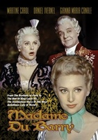 Madame du Barry movie poster (1954) picture MOV_4ef0c55b