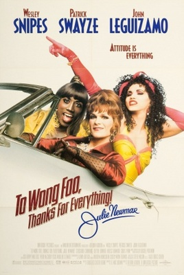 To Wong Foo movie poster (1995) poster MOV_4ef9b1c8