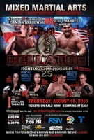 Bellator Fighting Championships movie poster (2009) picture MOV_4effd736