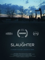 The Slaughter movie poster (2013) picture MOV_4f0027d2