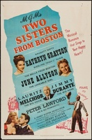 Two Sisters from Boston movie poster (1946) picture MOV_4f0539dc