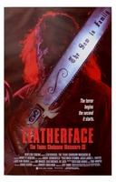 Leatherface: Texas Chainsaw Massacre III movie poster (1990) picture MOV_4f1007ed