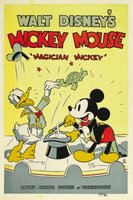 Magician Mickey movie poster (1937) picture MOV_4f12a80d